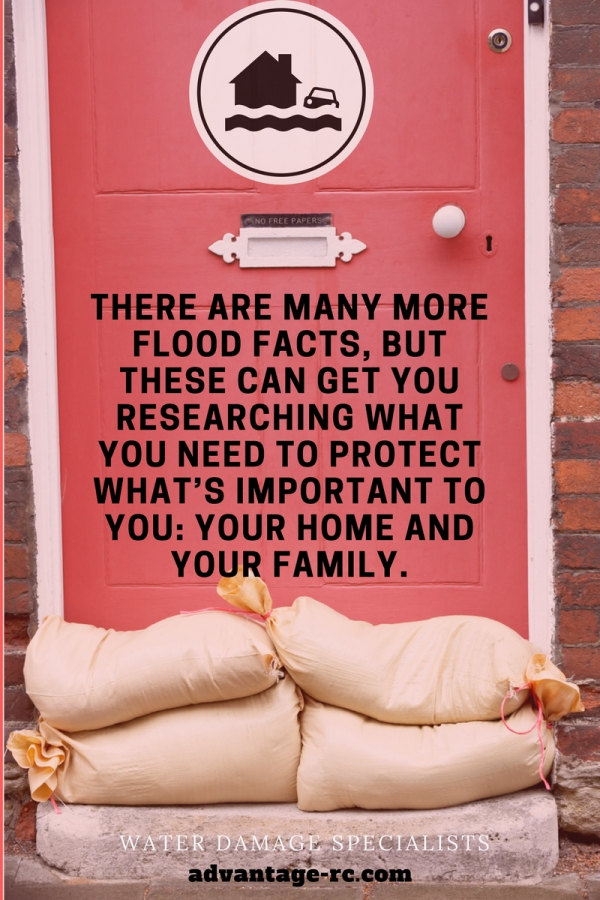 Who Lives in a Flood Zone? You Do! - Advantage Restoration