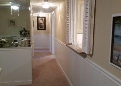 27 Hallway complete