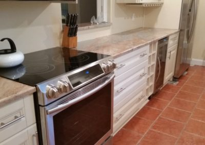 35 Kitchen repair complete